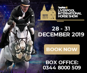 Liverpool International Horse Show 2019 (Manchester Horse)